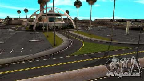 Stringer HQ ROADS - by Stringer para GTA San Andreas