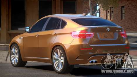 BMW X6M NR V1.0 para GTA 4