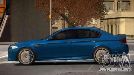 BMW M5 F10 H-Style para GTA 4