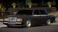 VAZ 2107 RSG para GTA 4