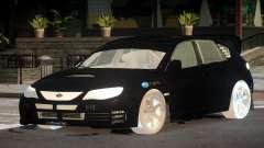 Subaru Impreza WRX RC para GTA 4