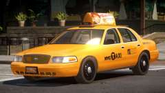 Ford Crown Victoria LS Taxi