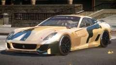Ferrari 599XX SD PJ3 para GTA 4