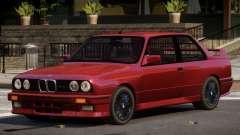 BMW M3 E30 R-Tuning para GTA 4