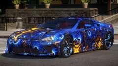Lexus LFA R-Tuned PJ3 para GTA 4