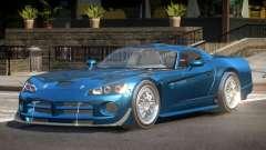 Dodge Viper BS para GTA 4