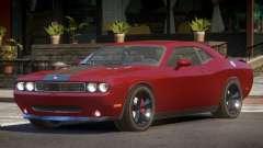 Dodge Challenger BS para GTA 4