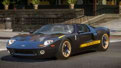 2005 Ford GT PJ2 para GTA 4