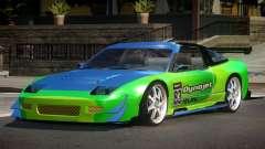Nissan 240SX R-Tuned PJ6 para GTA 4