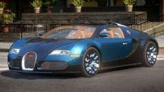 Bugatti Veyron GST