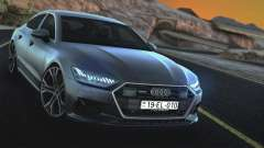 Audi A7 2020 para GTA San Andreas
