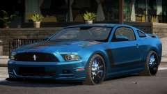 Ford Mustang 302 PSI para GTA 4