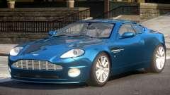 Aston Martin Vanquish GT para GTA 4
