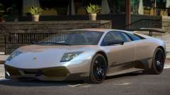 Lamborghini Murcielago SV para GTA 4