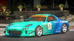 Mazda RX7 SP PJ4 para GTA 4