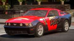 Ford Mustang MS PJ2 para GTA 4