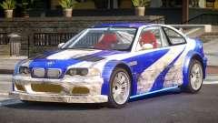 BMW M3 E46 GTR PJ4 para GTA 4