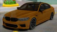 BMW M5 Competition para GTA San Andreas