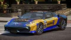 Ferrari F430 BS PJ4 para GTA 4