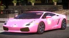 Lamborghini Gallardo GS PJ4 para GTA 4