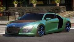 2011 Audi R8 para GTA 4