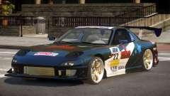 Mazda RX7 GST PJ4 para GTA 4