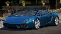 Lamborghini Gallardo LP560 TR para GTA 4
