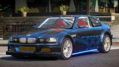 BMW M3 E46 GTR PJ1 para GTA 4