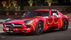 Mercedes Benz SLS GST PJ2 para GTA 4