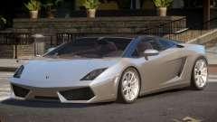 Lamborghini Gallardo BS para GTA 4