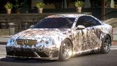 Mercedes Benz CLK63 SR PJ1 para GTA 4
