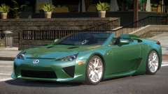 Lexus LFA SR