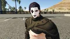 Claudio Serafino Sirius Makeup Tekken 7 para GTA San Andreas