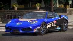 Ferrari F430 BS PJ5 para GTA 4