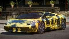 Lamborghini Gallardo GS PJ5 para GTA 4
