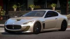 Maserati MC Stradale TR