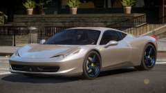 Ferrari 458 PSI para GTA 4