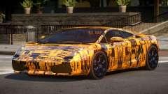 Lamborghini Gallardo GS PJ1 para GTA 4