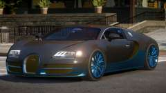 Bugatti Veyron BS