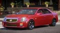 Cadillac CTS-V E-Style para GTA 4