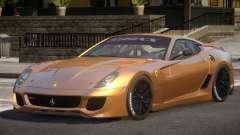Ferrari 599XX SD para GTA 4
