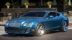Bentley Continental GST para GTA 4