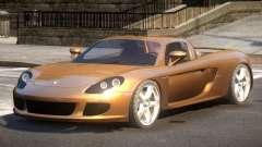 Porsche Carrera GT V2.0 para GTA 4