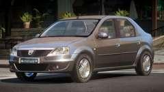 Renault Logan ST para GTA 4