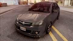 Proton Saga FLX v3.0 para GTA San Andreas