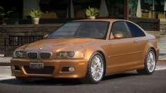 BMW M3 E46 Z-Tuned para GTA 4