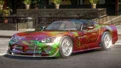 Dodge Viper BS PJ1 para GTA 4