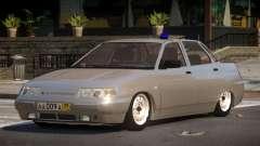 Lada 2110 Spec para GTA 4