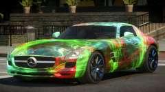 Mercedes Benz SLS GST PJ3 para GTA 4
