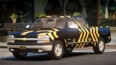 Chevrolet Silverado OR PJ3 para GTA 4